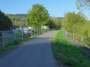 Karlsroute Aue-Blauenthal
